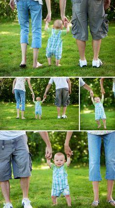 summer family photos at the park - St. Paul, MN