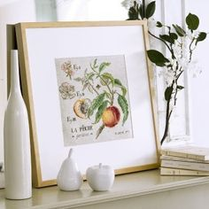 v. enginger - peche (peach) | The French Needle | French Needlework Kits, Cross Stitch, Embroidery, Sophie Digard