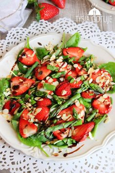 Caprese Salad, Bruschetta, Food And Drink, Healthy Recipes, Healthy Food, Cooking, Ethnic Recipes, Fitness, Kitchen
