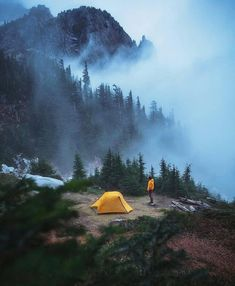 World Camping. Tips, Tricks, And Techniques For The Best Camping Experience. Camping is a great way to bond with family and friends. As long as you have the informati Camping Places, Winter Camping, Camping And Hiking, Camping Life, Outdoor Camping, Camping Gear, Camping Trailers, Backpacking Gear, Camping Stuff