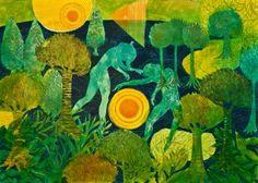 Kernel - from the series Alter Botanischer Garten