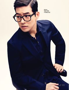 Lee Sang Yoon --- Tom Ford April 2013