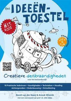 Het Ideeëntoestel. Het Ideeëntoestel is een praktisch onderwijsconcept voor de ontwikkeling van creatieve denkvaardigheden in het basisonderwijs. www.ideeentoestel.nl