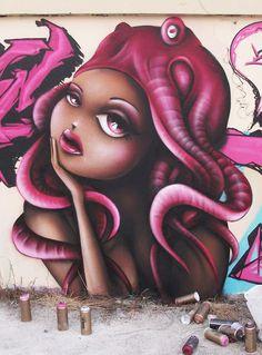 by Vinie graffiti [street art]
