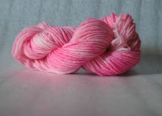 """Sugar Coma""  124yd, 47g, Easter egg dye, Lion Fisherman's Wool"