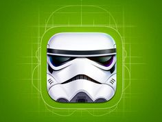 Clone Trooper ★ Find more at http://www.pinterest.com/competing/