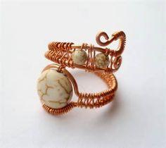 handmade wire jewelry - Bing Imágenes