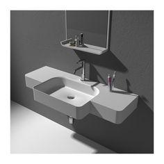 Plan vasque solid surface Réf : SDWD38189