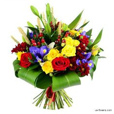 Men love flowers too !!! They all are brave, strong and courageous. And this bouquet just fit with men