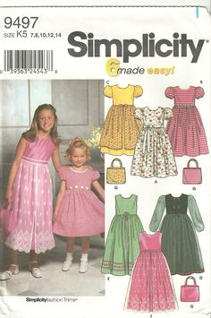 Easters Dresses