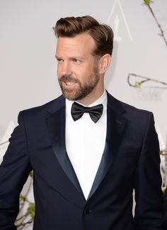 I'd love to see Jason Sudeikis as Paris Morgan (better with gray hair) in SEABOUND.