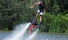 Groupon - Water-Powered Jet Board Flight from R700 with Lift Jet Board (Up to 60% Off) in Gauteng. Groupon deal price: R700