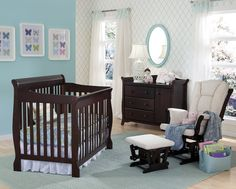 Stork Craft Tuscany 4 In 1 Convertible Baby Crib Best Cribs