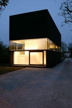 house HERAN | baarle - Projects - CAAN Architecten / Gent