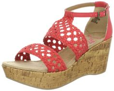 Jellypop Women's Birch Wedge Sandal « ShoeAdd.com – More Shoes For You Every Day