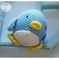 Hey, I found this really awesome Etsy listing at https://www.etsy.com/ca/listing/293220807/crochet-penguin-amigurumi-stuffed-animal