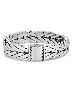 John Hardy Sterling Silver Modern Chain Bracelet