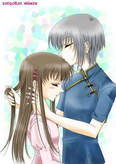 yuki and tohru