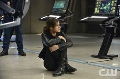 Nikita -- Broken Home -- Pictured: Lyndsy Fonseca as Alex -- Credit: Ben Mark Holzberg/The CW --  2013 The CW Network. All Rights Reserved