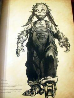 Shadowline: The Art of Iain McCaig http://amzn.com/1933784245
