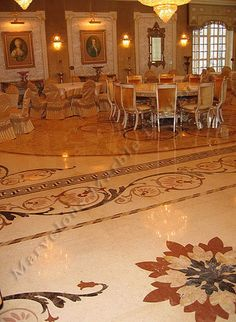 41 Best Waterjet Marble Images Marble Floor Design