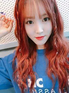 Kpop Girl Groups, Korean Girl Groups, Kpop Girls, Gfriend Yuju, Kim Ye Won, Cloud Dancer, My Wife Is, Entertainment, Twitter Update