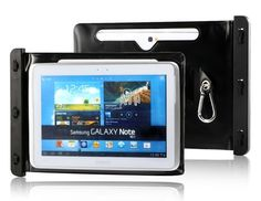 "$35.50 Waterproof Protective Case for Samsung 10.1"" Tablet PC (Black) from Android Tablet and Phone"