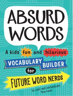 funny words   Writing for Kids (While Raising Them) Flummery, Mulligatawny, Word Nerd, Love Languages, Cool Words, Writing, Funny, Kids, Bedtime