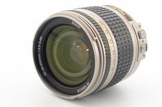 Nikon Zoom Nikkor 28-200mm F3.5-5.6G AF ED IF - Silver édition