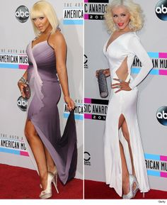 Christina Aguilera Stuns At the American Music Awards! Let me check out your Measurements Baby if Measurements are in right places Weight Loss Photos, Best Weight Loss, Weight Loss Tips, Celebrity Moms, Celebrity Style, Celebrities Before And After, Anna Nicole Smith, Best Cardio, American Music Awards