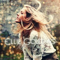 #ellie #goulding   #lights   #brightlights   #synthpop   #popmusic   #british   #uk #music   #thesis #writing   #playlist   #debut  #2010
