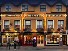 Murphy's of Killarney. Plan to go back and enjoy having a pint with the locals. Fabulous people!
