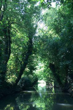 — Marais Poitevin, France
