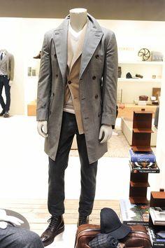 Brunello Cucinelli AW15 AW15 #pittiuomo #fallwinter2015 #aw15 #brunellocucinelli #fashionshow #fashion #mensfashion #mensstyle #style #menswear #man #gentelman #smart #elegant