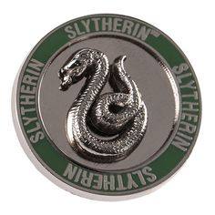 Slytherin™ House Icon Pin On Pin