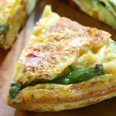 Asparagus Quiche Recipe from Grandmother's Kitchen