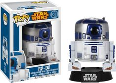 Star Wars - R2-D2 Pop! Vinyl Bobble Head Figure by Funko