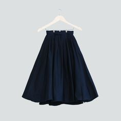 Acacia Skirt in Navy