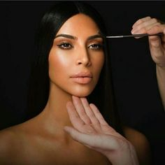 "799.3k Likes, 5,146 Comments - Kim Kardashian West (@kimkardashian) on Instagram: ""The restock is Live on KylieCosmetics.com KKW X KYLIE collab available now"""