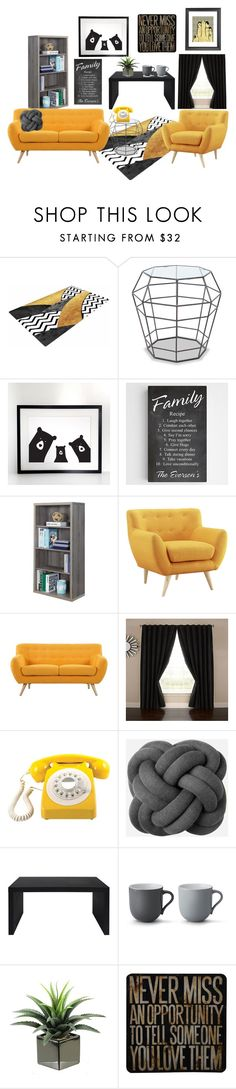 """home decor"" by isabellahurrell ❤ liked on Polyvore featuring interior, interiors, interior design, home, home decor, interior decorating, Home Decorators Collection, Monarch, Madison and Eclipse"