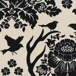 Joel Dewberry Birch Farm Antler Damask Black [FS-JD089-Black] - $10.95 : Pink Chalk Fabrics is your online source for modern quilting cottons and sewing patterns., Cloth, Pattern + Tool for Modern Sewists