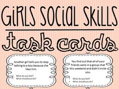 Social Skills :: This is a set of Social Skills Problem Solving Task Cards for… Bingo For Kids, Games For Boys, Behavior Bingo, Fun Group Games, All About Me Book, Teaching Social Skills, Teaching Ideas, Girl Drama, Positive Reinforcement