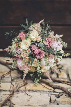 get inspired by one of the most romantic and sweet colors – blush pink! This tender color makes everything look beautiful, harmonious and so lovely! Pink Bouquet, Bouquets, Blush Pink Weddings, Bridal Show, Most Romantic, Floral Design, Floral Wreath, Wedding Inspiration, Wreaths