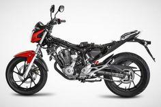 Honda CB 250 Twister pict