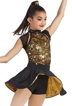 Sequin Mesh Biketard With Shrug Pop Star Costumes, Dance Costumes Kids, Tap Costumes, Cute Costumes, Hip Hop Outfits, Dance Outfits, Dance Dresses, Girl Outfits, Girls Dancewear