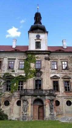 Chateau Jezeří, Czech republic