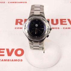 Reloj TAG HEUER KIRIUM FORMULA 1  CL111A #reloj# de segunda mano# TAG HEUER