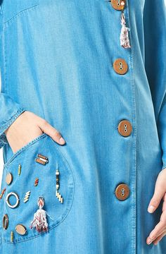 Tensel Giy-Çık Mavi B7 25185