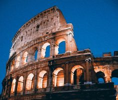 Rome, Colosseum at night - Wall Tapestries - #Home #Decor #HomeDecor #WallDecor #WallTapestries #Tapestries #Gift #Giftideas #Rome #Italy #RomanEmpire #AncientRome #Colosseum #Colosseo