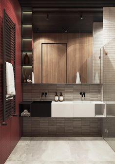 Apartment in Vladivostok by ONI Architects